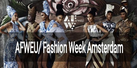 AFWEU/Fashion Week Amsterdam tickets