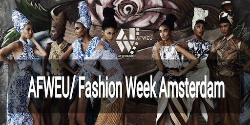 AFWEU/Fashion Week Amsterdam