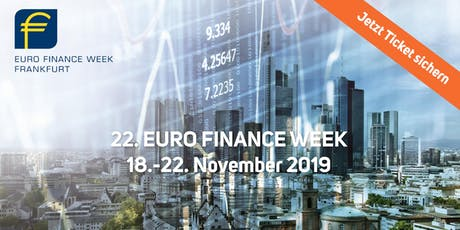 EURO FINANCE WEEK 2019 Tickets