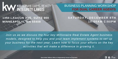Business Planning Workshop for Dual Career Agents