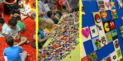 Brick Fest Live! at The New York Hall of Science (Queens, NY)