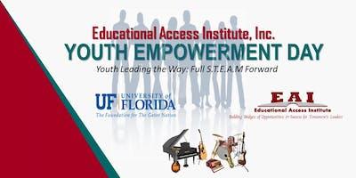 Youth Empowerment Day (Y-Lead Symposium & Leading Thru the Arts)