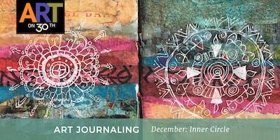 Art Journaling: Inner Circles (December Workshop)