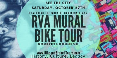 c10aa380e Bike   Brunch Tours  RVA Mural Bike Tour - Richmond - November Friday