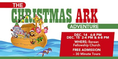 The Christmas Ark Adventure