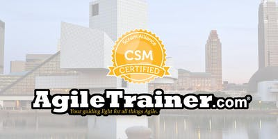 Certified ScrumMaster® (CSM) - Cleveland, OH - May 9-10