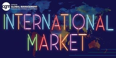 CSUSB International Market 2019