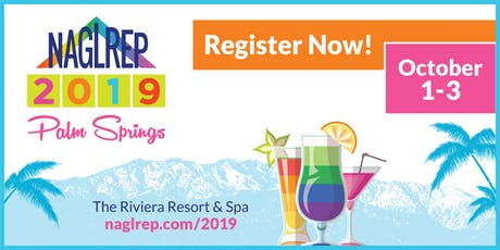 NAGLREP 2019 Palm Springs tickets