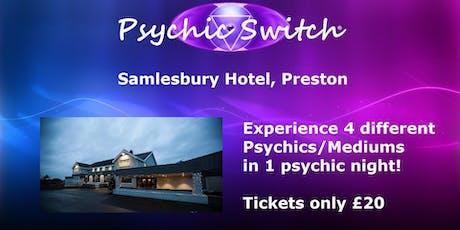 Psychic Switch - Preston tickets