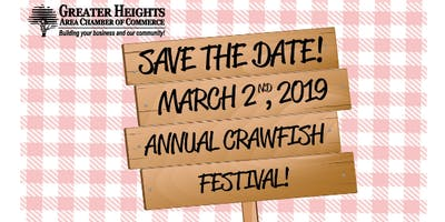 Heights Crawfish Festival - OFFICAL
