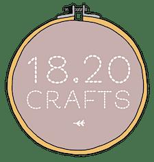 18.20 Crafts logo