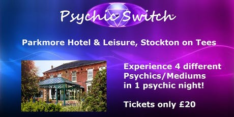 Psychic Switch - Stockton On Tees tickets