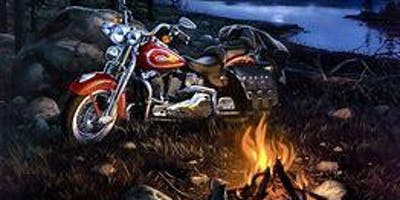 Three nights Camping at 2019 Western Regional HOG Rally