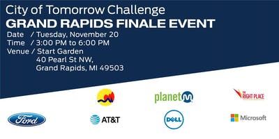 City of Tomorrow Challenge: Grand Rapids Finale Event