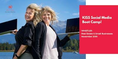 Whistler 6 Hr Semi - Private Social Media Boot Camp - NOVEMBER 20TH 2018