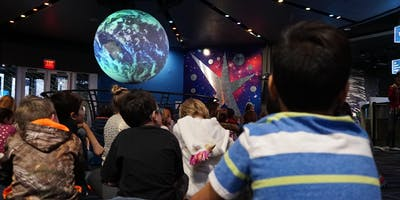 Clark Planetarium Teacher Night- 6:30pm, 1/18/2019