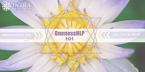 OnenessNLP™ 101 Certificate Course | December 2018