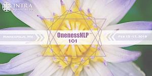 OnenessNLP™ 101 Certificate Course | February 2019