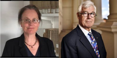 Human Rights Oration with Special Guests, Julian Burnside AO QC & Anja Hilkemjer