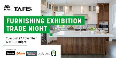 TAFE NSW Furnishing Trade Exhibition Night