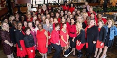 Sentara Red Dress Luncheon 2019