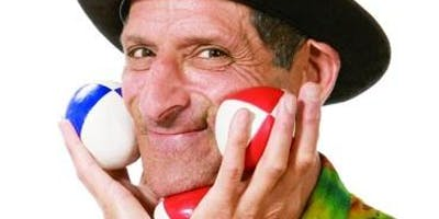 Mill Valley LiVE with Bob Kahn - World Famous Juggler, Magician & World-Famous Tongue Twister