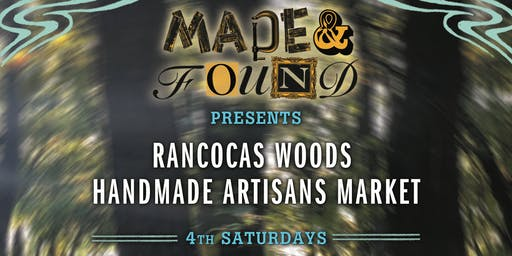Rancocas Woods Handmade Artisans Market (presented by Made & Found)