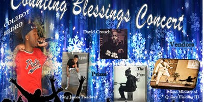 Counting Blessings Concert
