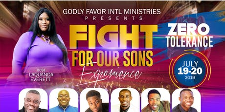 FIGHT FOR OUR SONS EXPERIENCE tickets