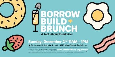 Borrow Build & Brunch