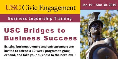 2019 Bridges to Business Success - Free Informational Meeting