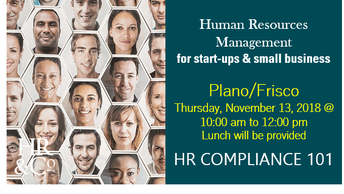 Small Business | HR Compliance 101
