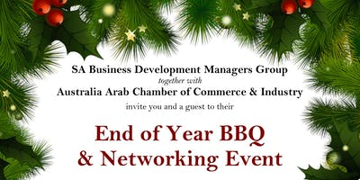 End of Year BBQ & Networking Event