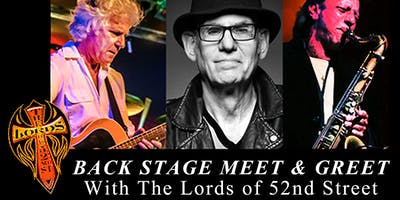 Meet & Greet With The Legends of the Billy Joel Band
