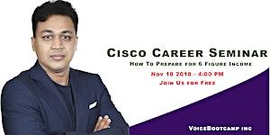Career Seminar - How to Build A $100K/Year Career As...