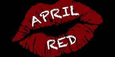 April Red is Back to ROCK River Ratz Cafe in Nobleton!