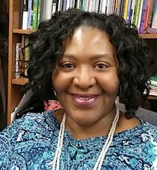 Felicia Moore Mensah, PhD logo