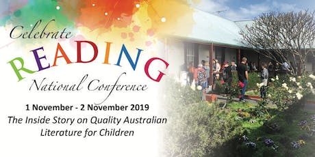 Celebrate Reading National Conference 2019 tickets