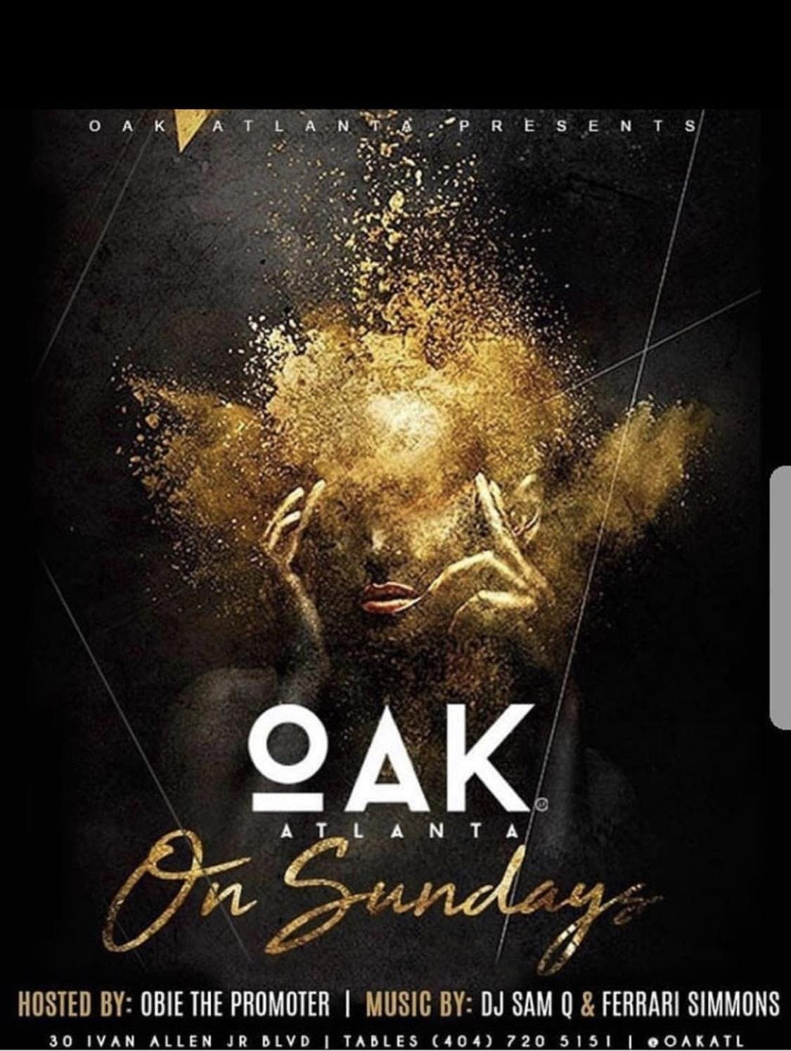 Oak On Sundays
