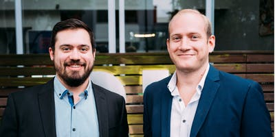 Meet the entrepreneurs: Bernard Mangelsdorf and Kane Sajdak