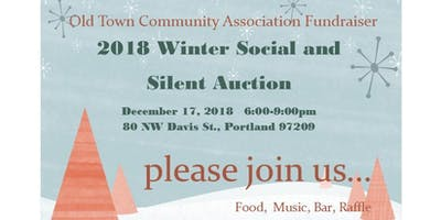 Winter Social and Silent Auction
