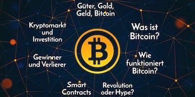 Verstehen sie Blockchain, Kryptowährungen, Bitcoin, Smart Contracts uvm.
