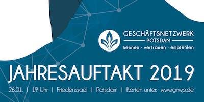 GNWP Jahresauftaktveranstaltung 2019