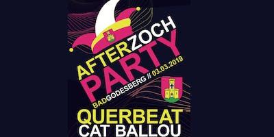 Afterzoch Party Bad Godesberg mit QUERBEAT & CAT BALLOU