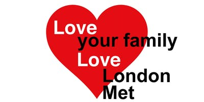 Family Day - Love your family, Love London Met 2019