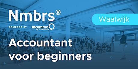 Waalwijk | Nmbrs® Accountant voor beginners tickets