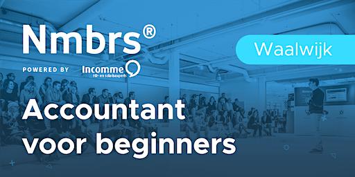 Waalwijk | Nmbrs® Accountant voor beginners