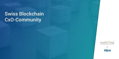 Swiss Blockchain CxO-Community
