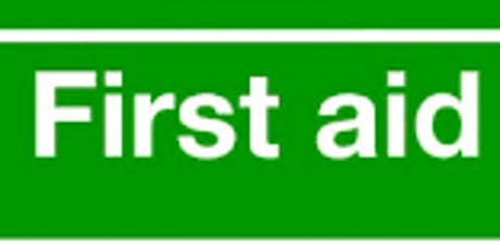 One day First Aid tickets