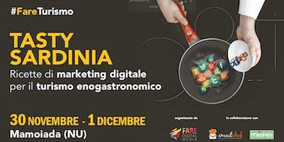 TastySardinia. Ricette di marketing digitale per il turismo enogastronomico